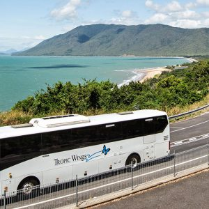 bus tours are a great way to get around and see the sights in Cairns