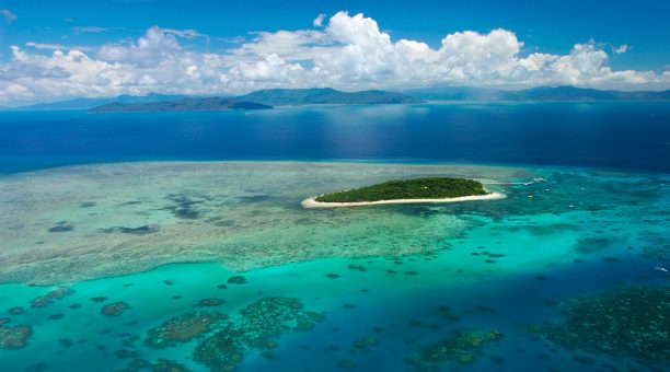 Discover our Great Barrier Reef Islands