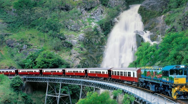 Cairns Scenic Railway, North Queensland Australia
